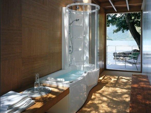 Il bagno come stile di vita - Combinati vasca doccia ...