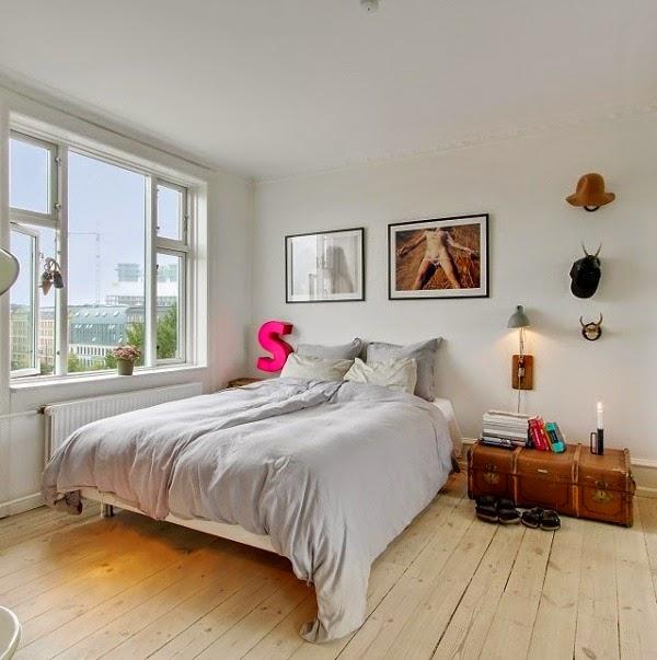 Case e interni loft stile scandinavo industriale 8 - Camera da letto stile industriale ...