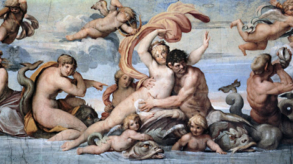 La leggenda di Glauco il pescatore, divenuto tritone del mare