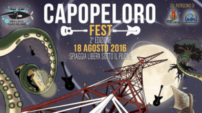 Capo Peloro Fest: pronta la seconda edizione