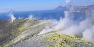 Vulcano – l'isola in cui dimora il dio Efesto