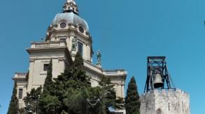 Il tempio di Cristo Re e la sua campana da primato